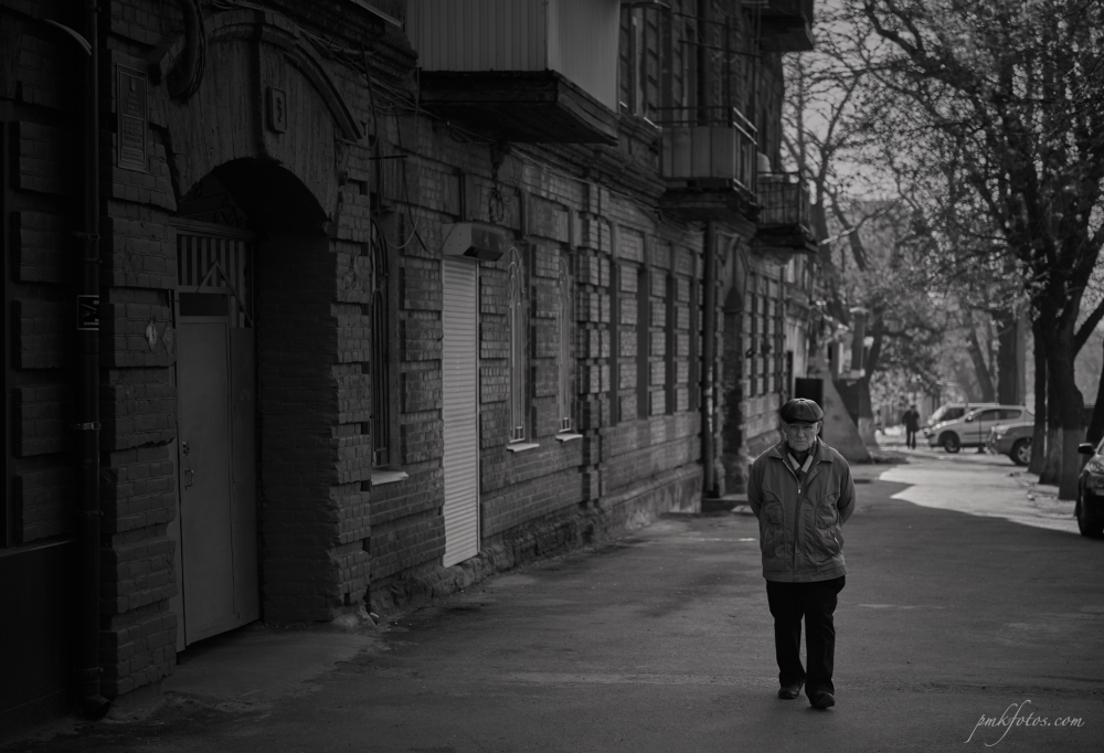 streets of  Odessa