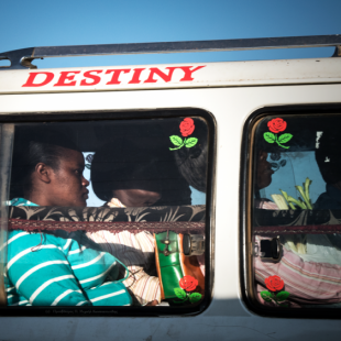 Streets of Kenya  (DESTINY)